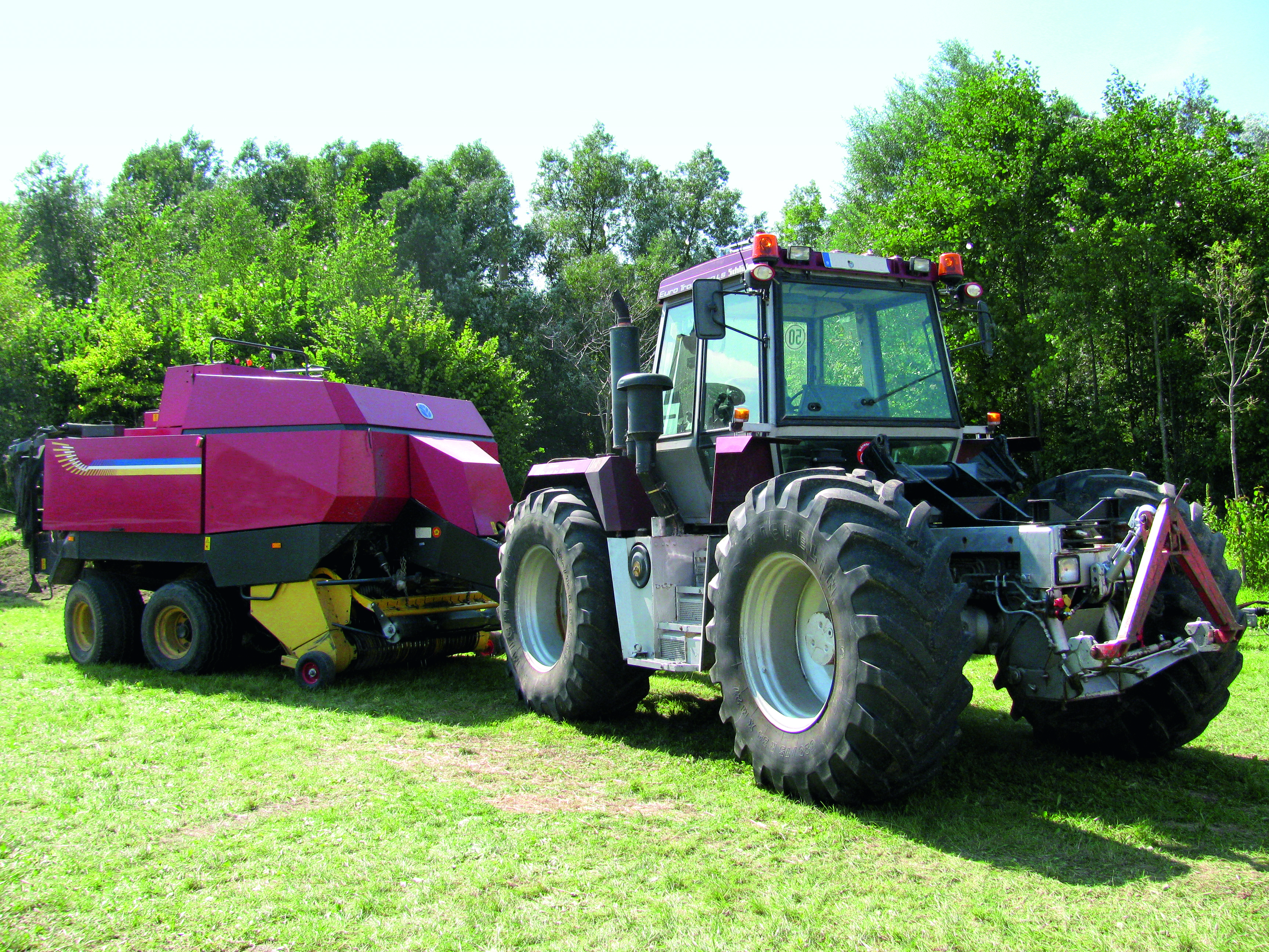 MAN milestones in agricultural technology | MAN Engines
